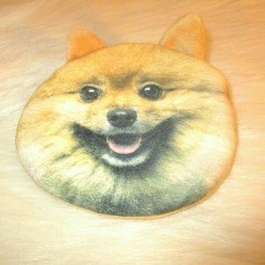 Handbags - Pomeranian Pom dog coin purse